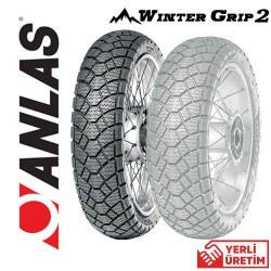 100/80-17 Anlas SC-500 WINTER GRIP 2 Lastik