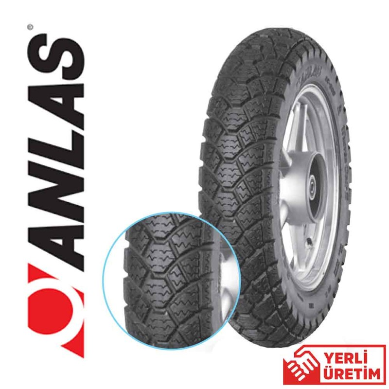 Anlas 110/70-12 SC-500 WINTER GRIP 2