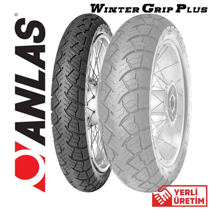 110/80R19 Anlas WINTER GRIP PLUS Lastik