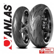 Anlas Viento Sport 110/70ZR17 ve 150/60ZR17 Set (2020)