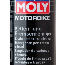 Liqui Moly Chain and Brake Cleaner / Zincir ve Balata  Temizleme Spreyi (500ML)