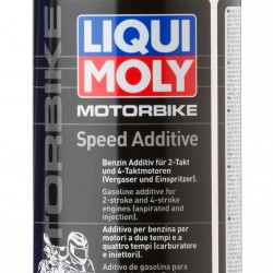 Liqui Moly Speed Additive / 2T ve 4T Hız Katkısı (150ML)